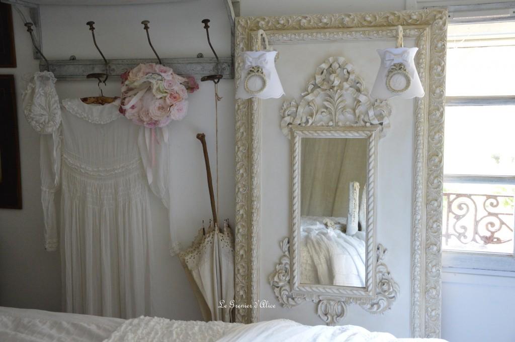 Le grenier d 39 alice shabby chic et romantique french decor - Decoration de charme chic ...
